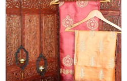 Kalabattu/Zardozi Embroidery